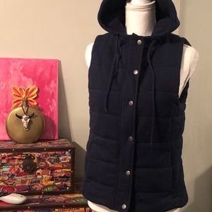 Tops - Cotton Puff Hoodie